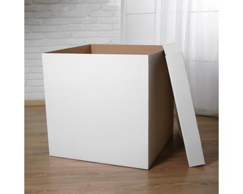 Коробка с воздушными шарами на выбор