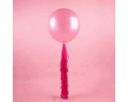 Большой шар Розовая жемчужина