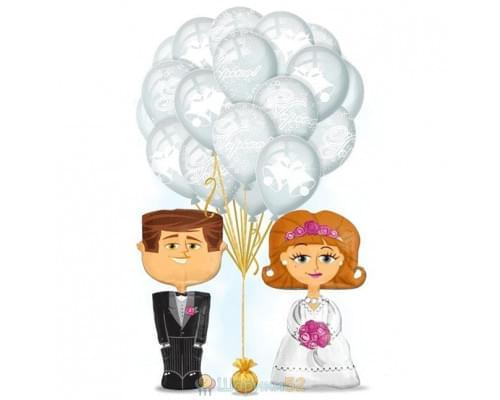Готовое решение Жених и невеста