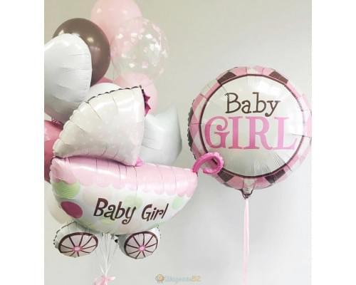 Готовое решение на Рождение Девочки