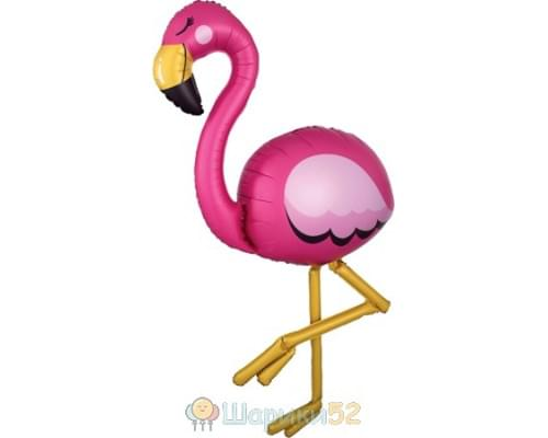 Ходячий шар Фламинго 2