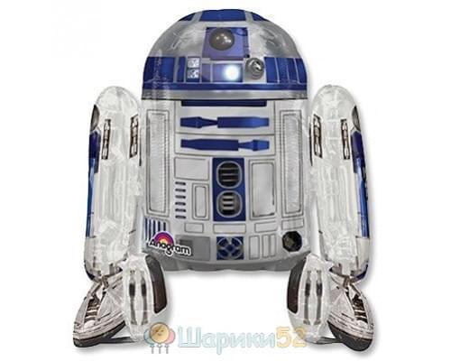 Ходячий шар Звёздные Войны R2D2