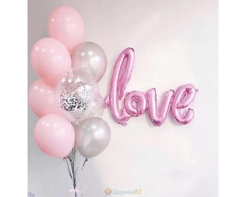 Набор воздушных шаров «Такие разные чувства»