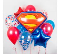 """Набор шаров """"Supermen"""""""
