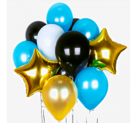 """Набор шаров """"Звёздное небо"""""""