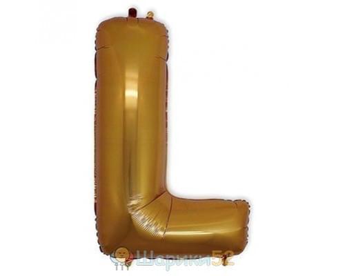 Шар буква L 90 см