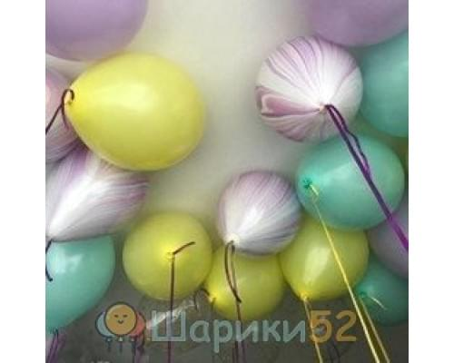 Шары под потолок «Травяная поляна» 15 шт