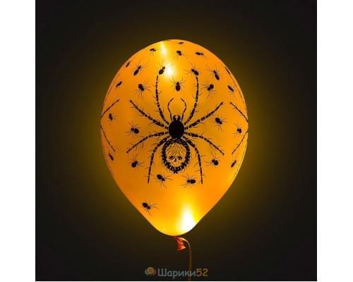Светящиеся шарики Хэллоуин 100 шт