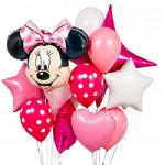 Воздушные шары для девочек